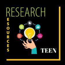 Teen research eresources