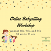 Online Babysitting workshop
