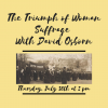 The triumph of women suffrage with david osborn