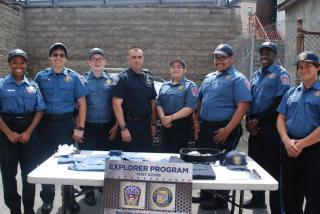 Tuckahoe Police Law Enforcement Explorer Program